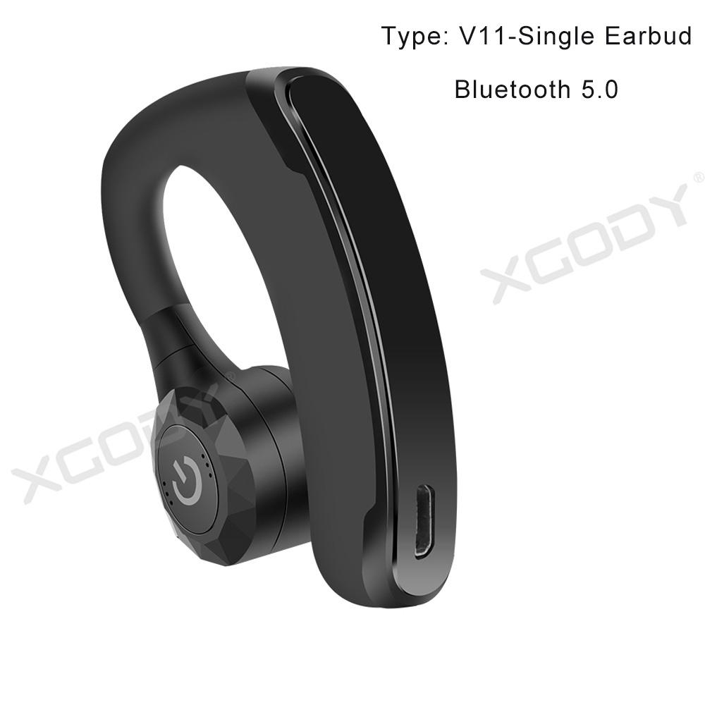 TWS Wireless Earphone Mini Bluetooth Headphone Stereo Earbuds Waterproof Headset