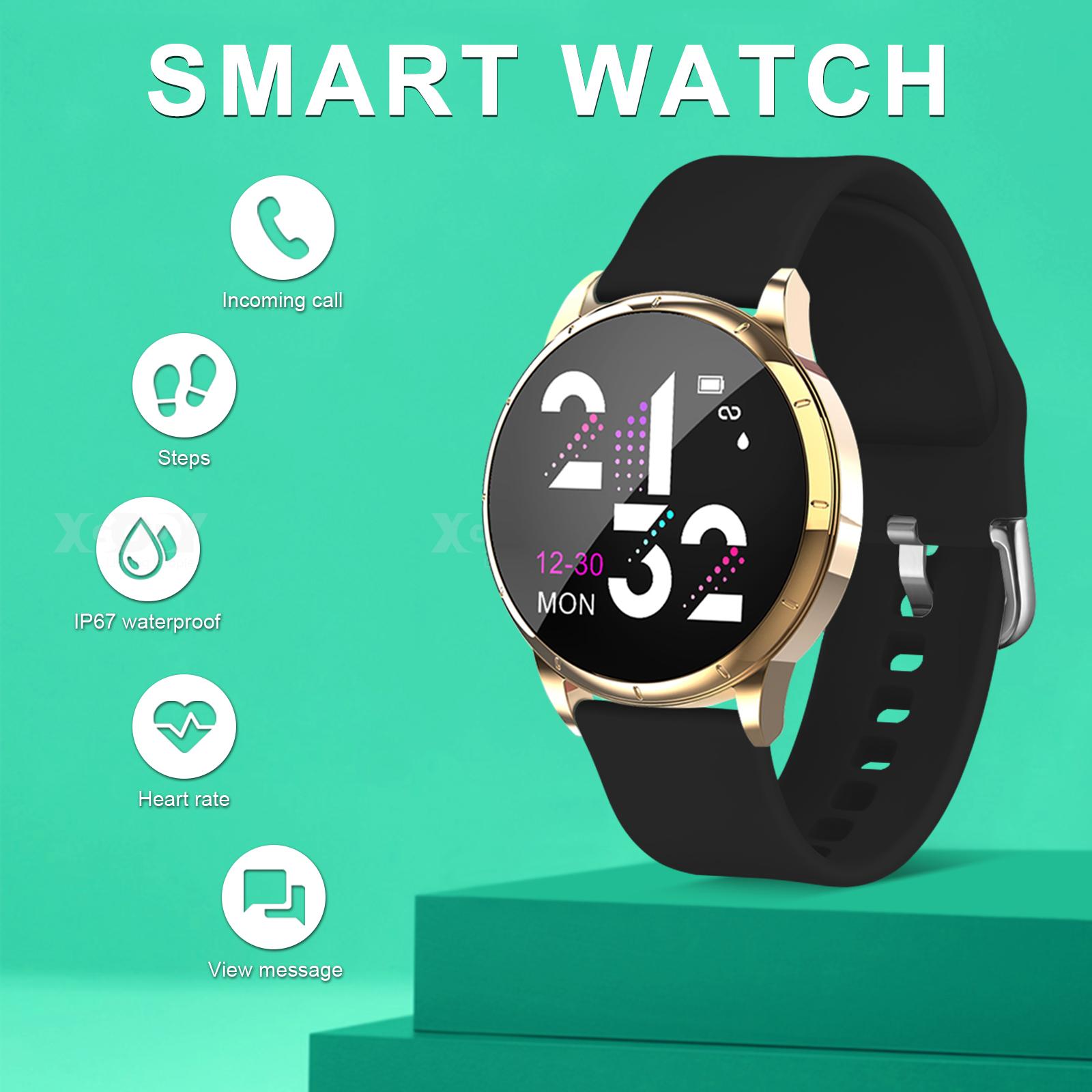 XGODY XG15 Woman Smart Watch Blood Pressure Monitor Fitness
