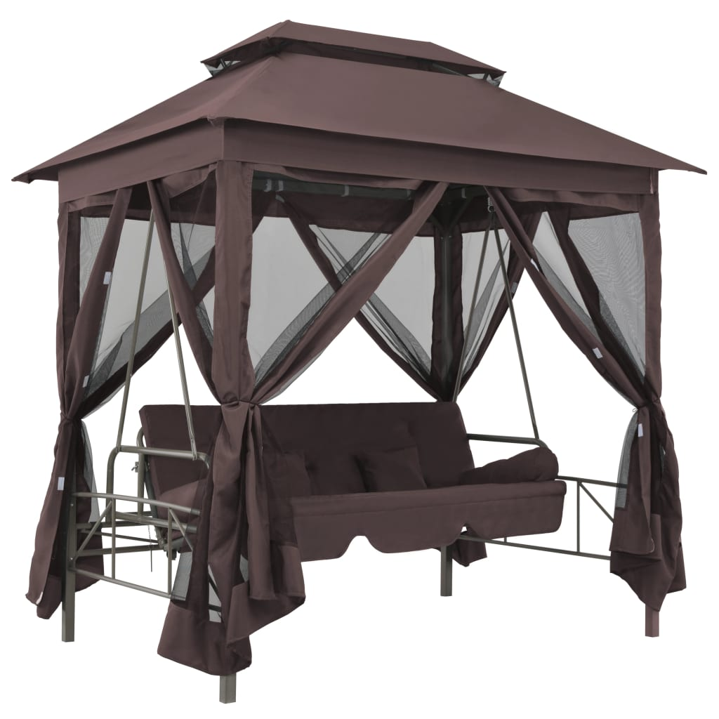 Groovy Details About Gazebo Swing Chair Patio Chairs Bed Swings Benches Outdoor Garden Yard Sun Shade Uwap Interior Chair Design Uwaporg