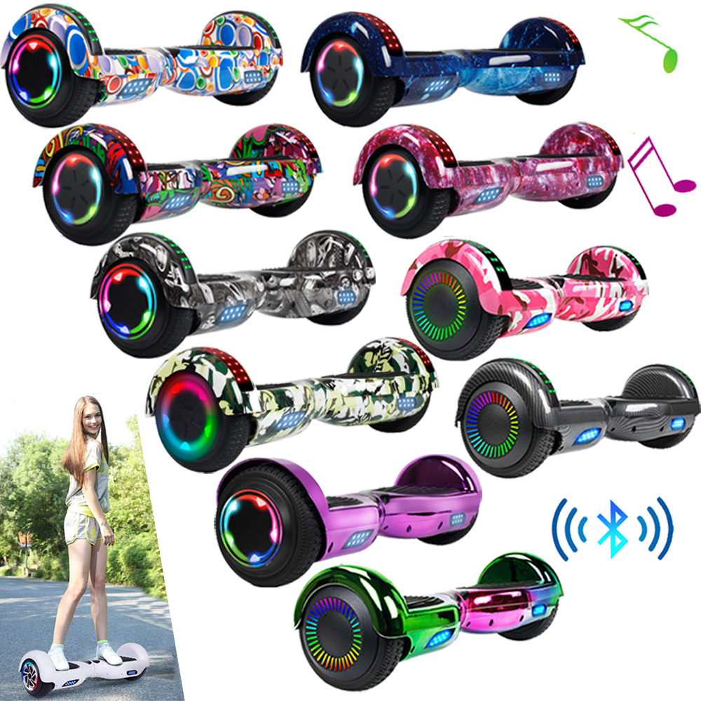 Bluetooth Hoverboard Swagtron UL2272 Scooter Hover Board All