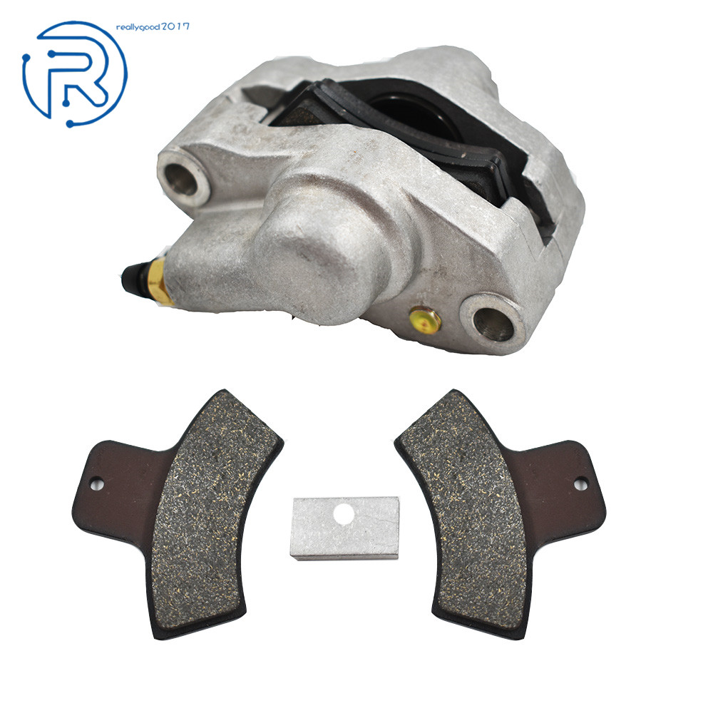 NEW Rear Brake Caliper with Pads Repalcement for Polaris Sportsman 500 1998-2002