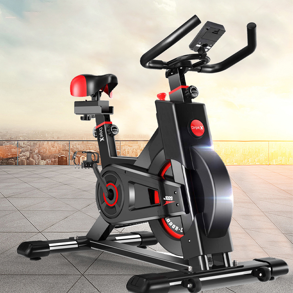 Pro Exercise Bike Bicycle Cycling Fitness Cardio Indoor Home