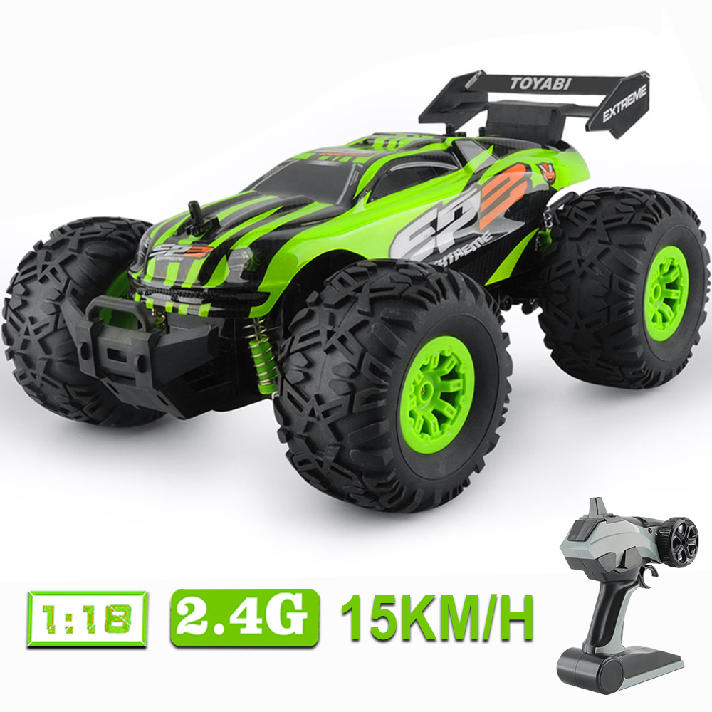 4wd Remote Control Car Terrain Off Road Vehicle Monster Truck Rc Cars 2 4g Toys Ebay