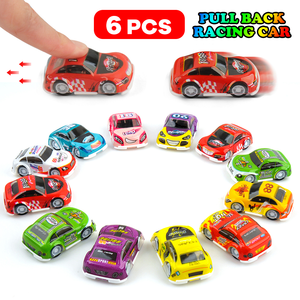 Mini Lovely Small Classic Pull Back Car Toy Truck Vehicle ...