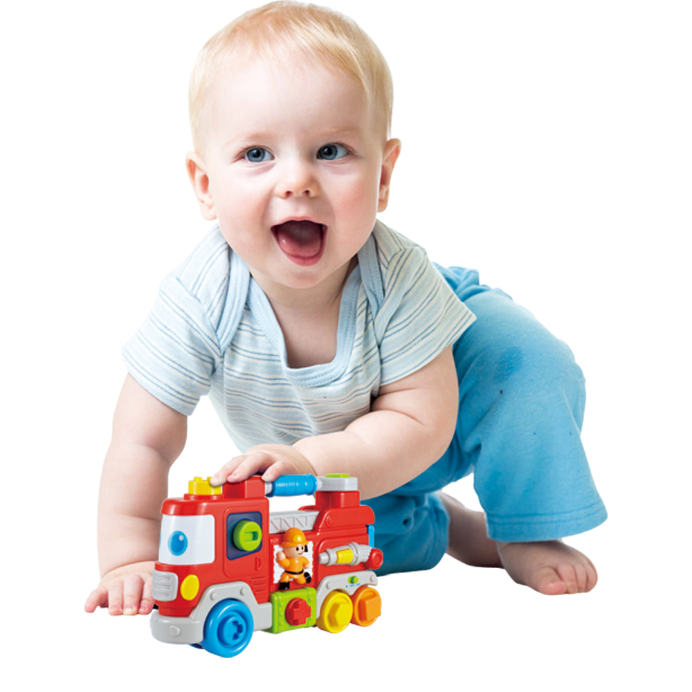 Educational Toys fr 3 Months 1 2 3 Years Old Baby Toddler ...