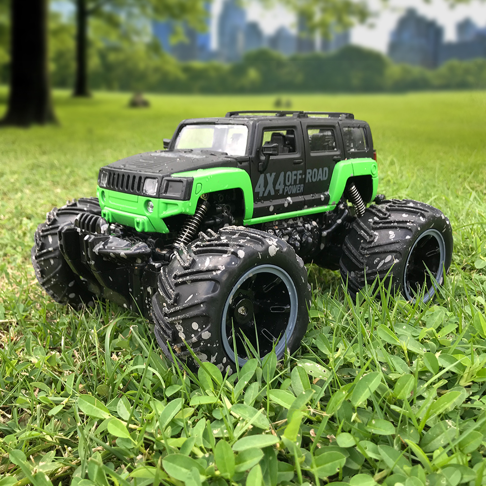 Details About 1 16 Rc Cars Racing Monster Truck Remote Control Buggy 2 4g Off Road Vehicels Us