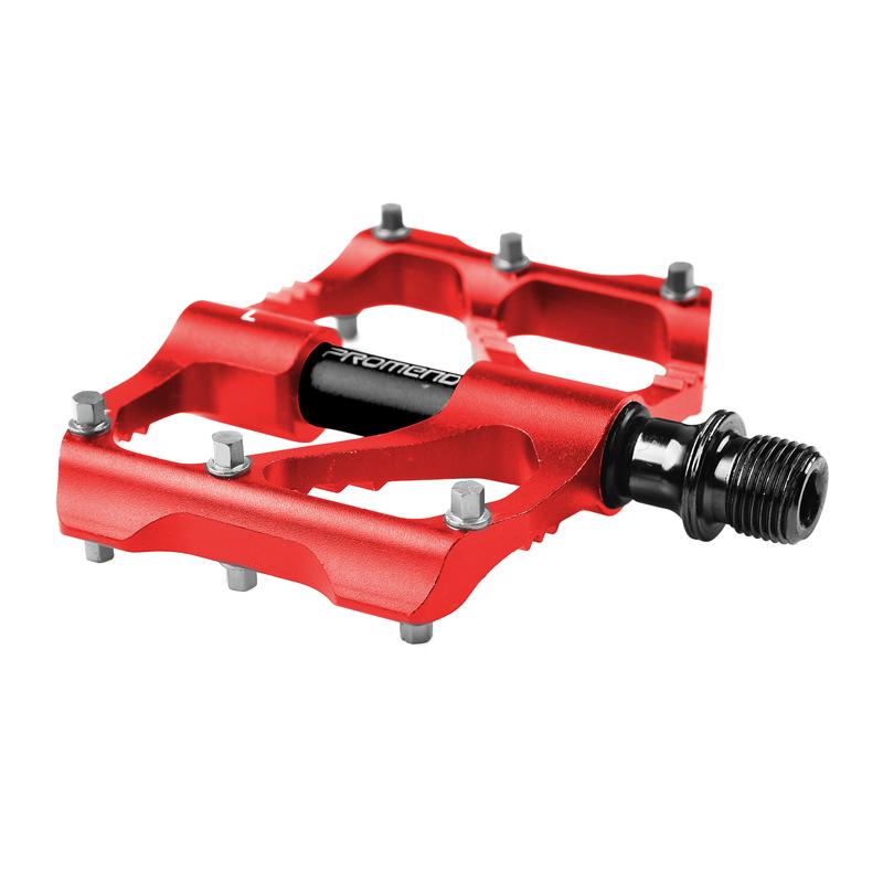 PROMEND-Sealed-Bearing-MTB-Road-Bike-Pedal-9-16-039-039-Flat-Aluminum-Bicycle-Pedals thumbnail 51