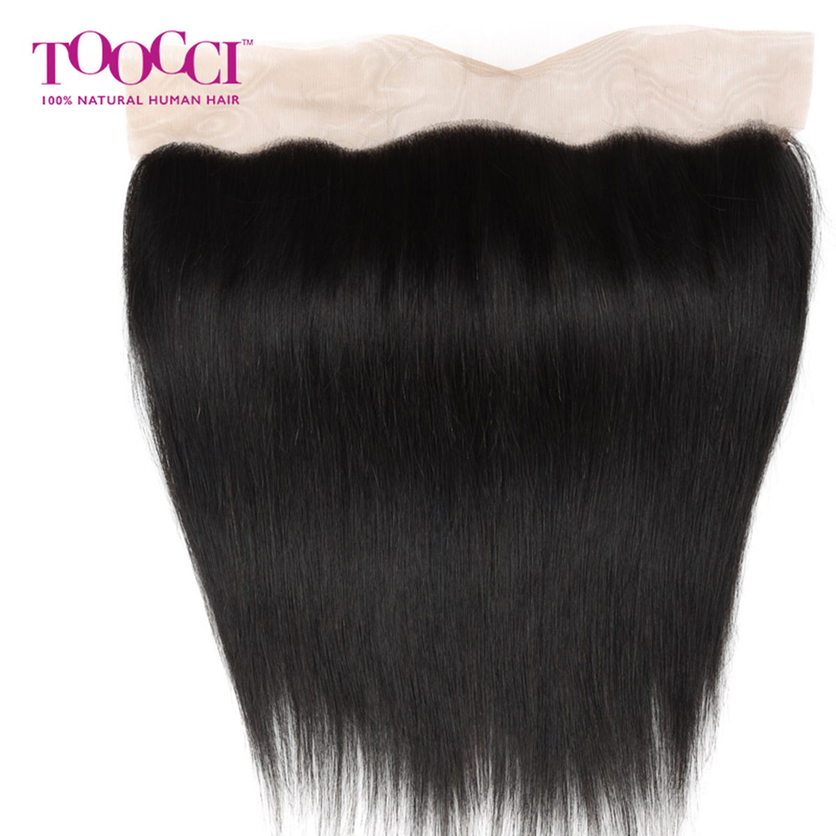 8A-Brazilian-Virgin-Straight-100-Human-Hair-1-3-Bundles-with-Lace-Closure-US thumbnail 14
