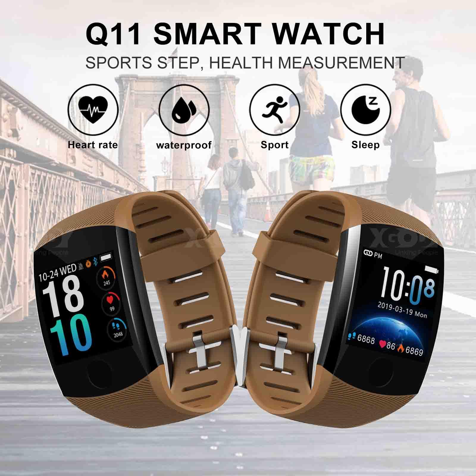 XGODY Fashion Smart Watch Sport Pedometer Fitness Tracker Fo