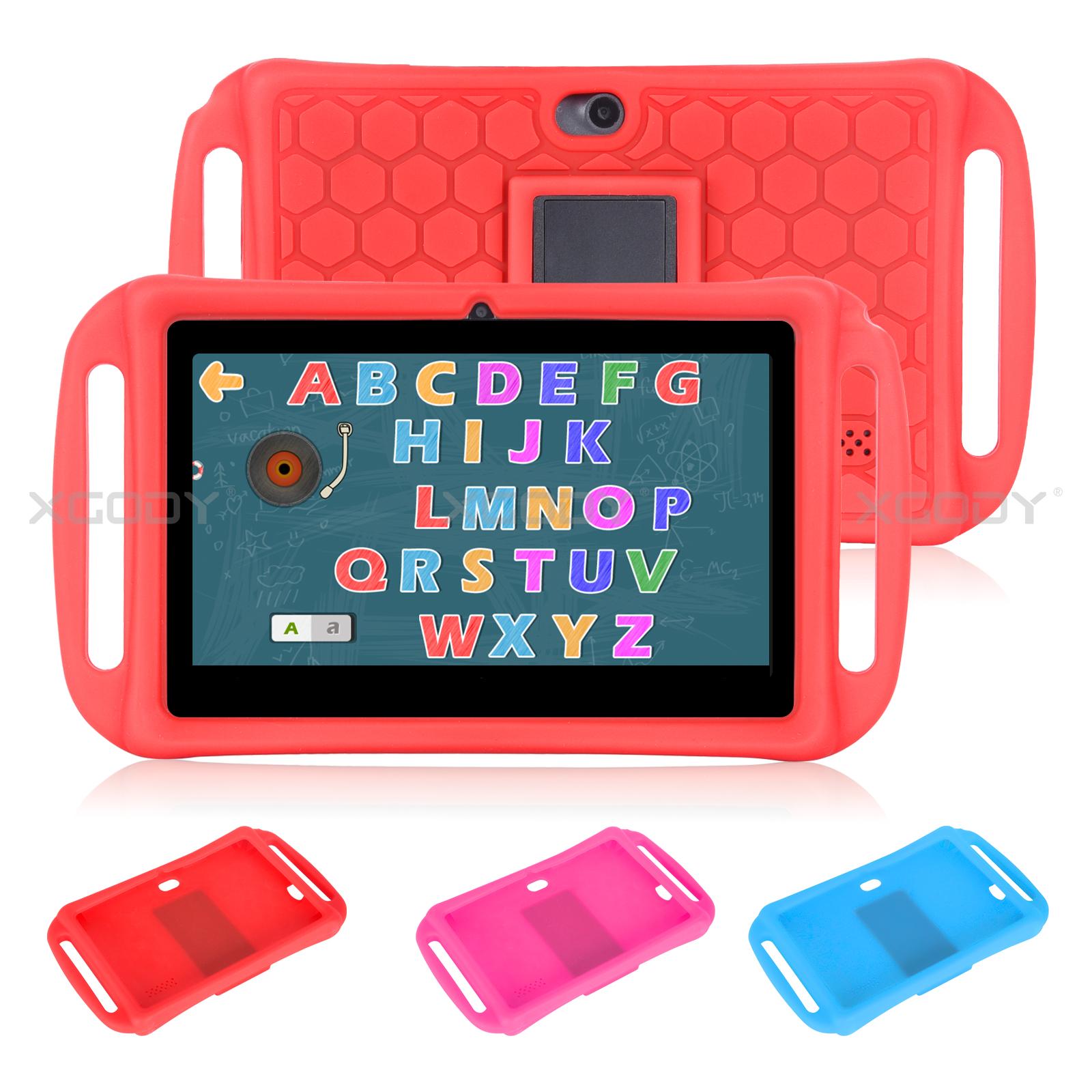 XGODY Tablet PC Kids Android 9.0 WiFi 2GB RAM 16GB ROM Quad
