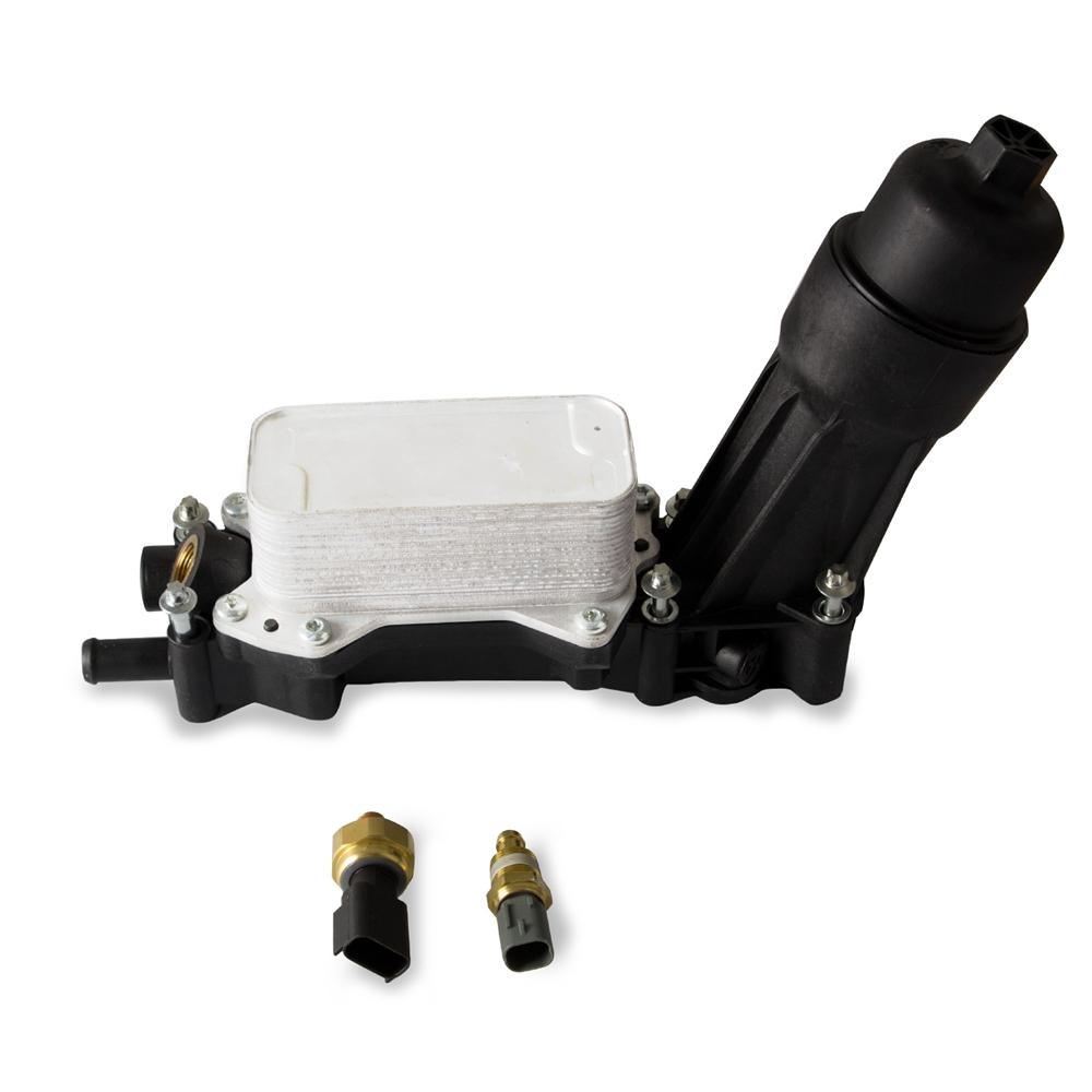 Herchr Oil Filter Adapter 68105583af Car Engine Oil