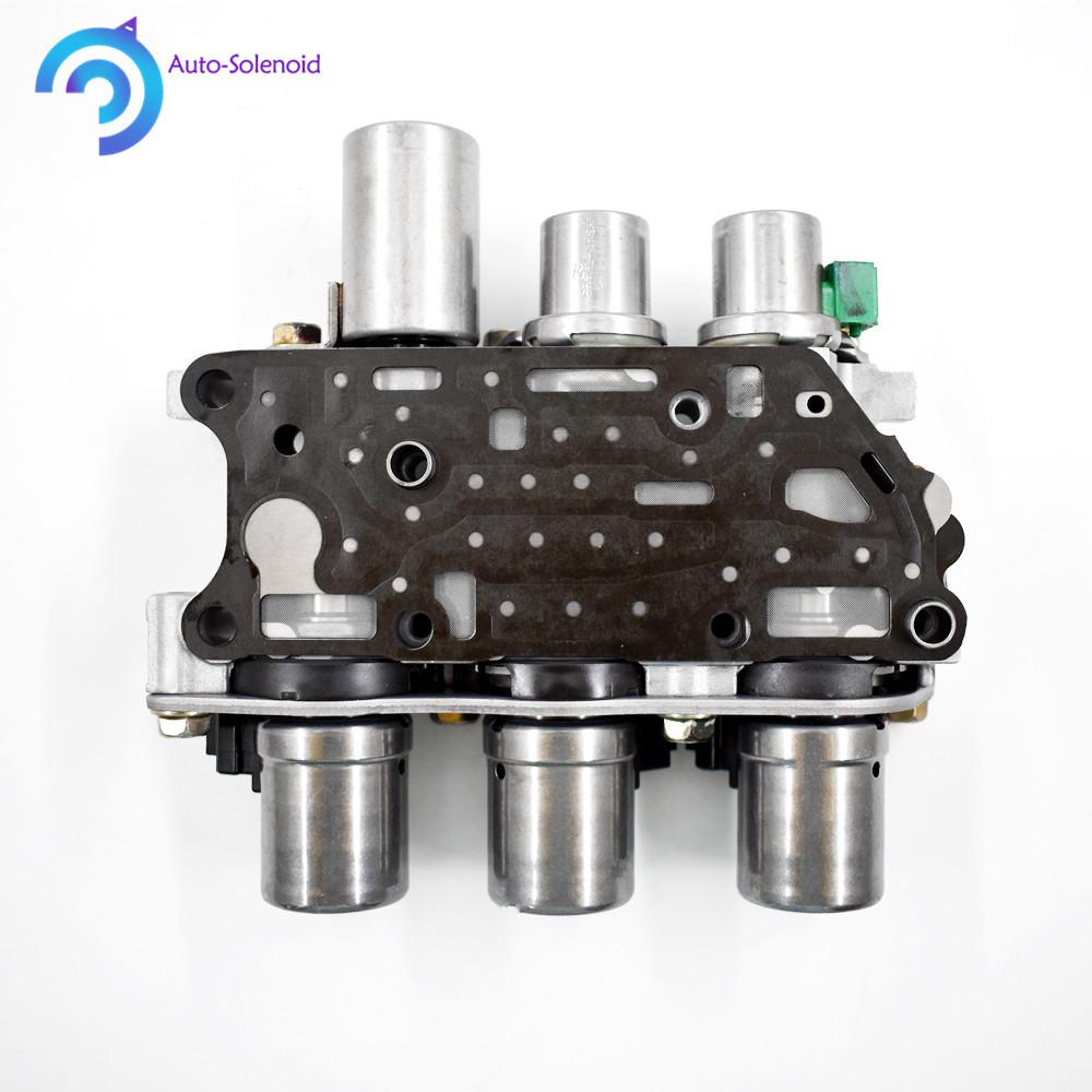 Transmission Solenoid Block Solenoid Pack 4F27E Tested for Ford Mazda