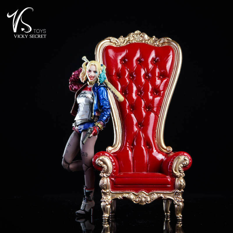 VSTOYS-1-12-Scale-Sofa-Model-Chair-Scene-Props18XG33-Fit-6in-Action-Figure-Doll thumbnail 25