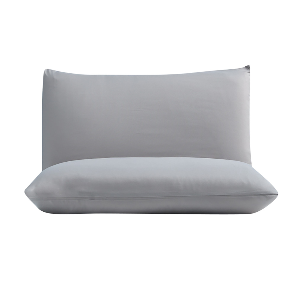 Soft-Fitted-Bed-Sheet-Bedding-Cover-Deep-Pocket-Full-King-Queen-Size-Solid-Color thumbnail 11