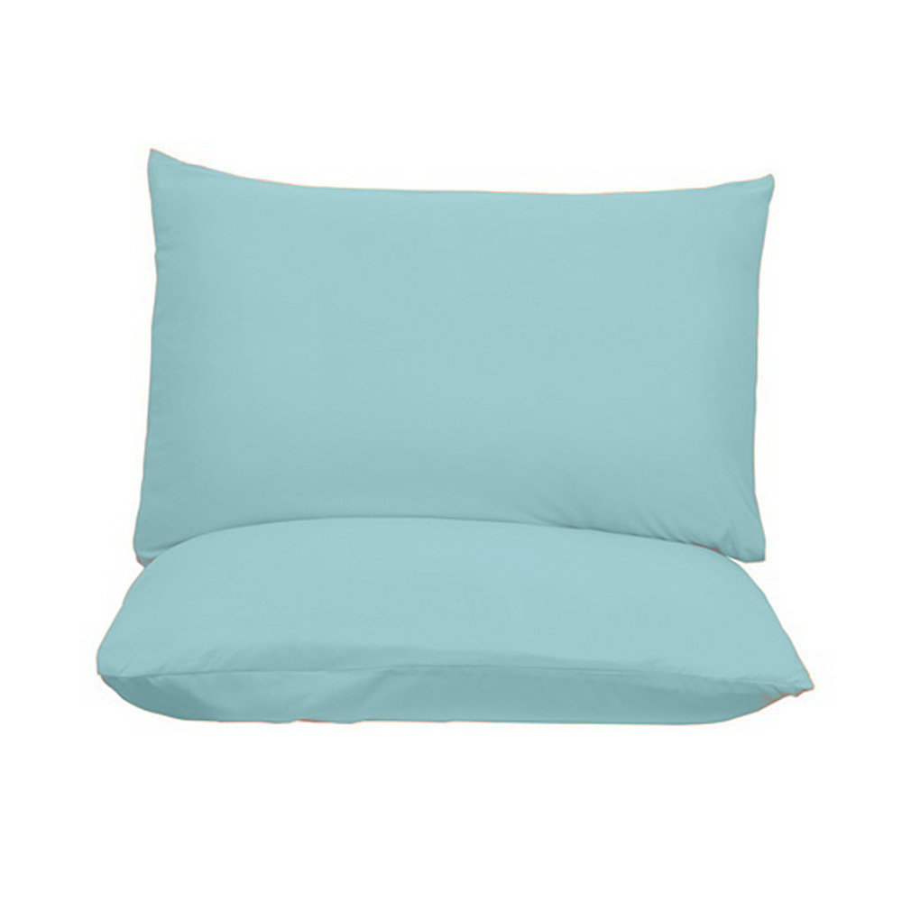 Soft-Fitted-Bed-Sheet-Bedding-Cover-Deep-Pocket-Full-King-Queen-Size-Solid-Color thumbnail 13