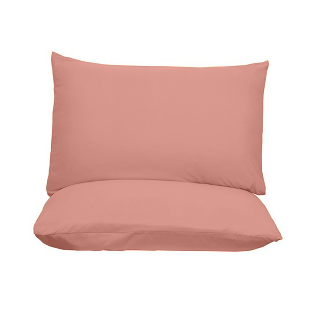 Soft-Fitted-Bed-Sheet-Bedding-Cover-Deep-Pocket-Full-King-Queen-Size-Solid-Color thumbnail 17