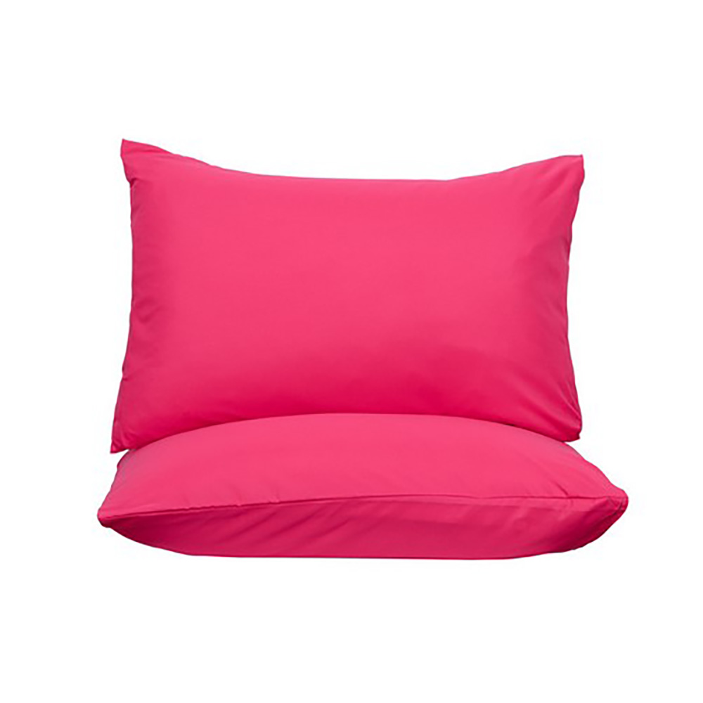 Soft-Fitted-Bed-Sheet-Bedding-Cover-Deep-Pocket-Full-King-Queen-Size-Solid-Color thumbnail 25