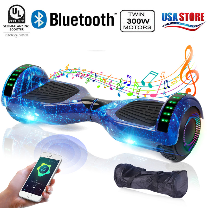 6 5 hoverboard bluetooth 2 wheel electric