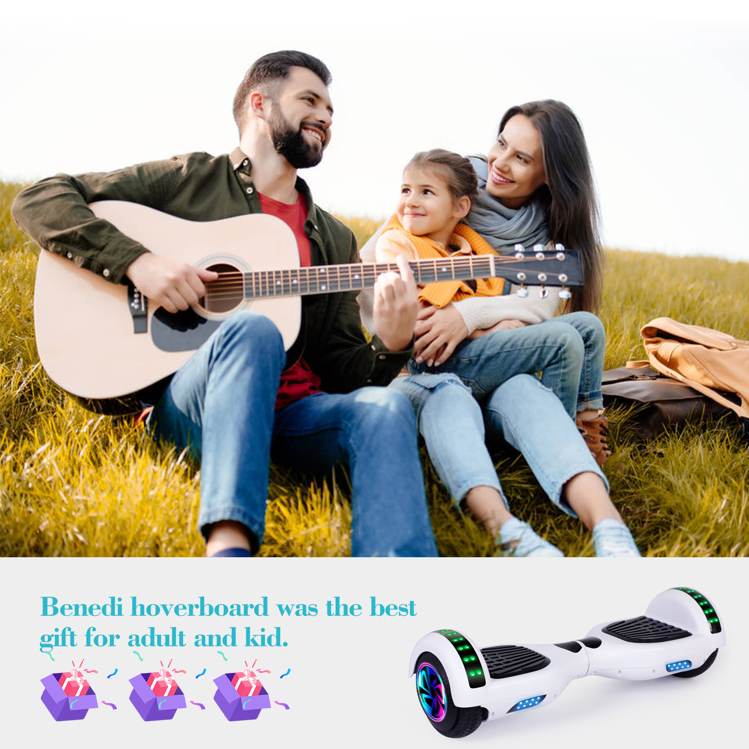 6-5-034-Bluetooth-Hoverboard-LED-Self-Balancing-Scooter-UL2272-no-Bag-US-Best-Gift thumbnail 7