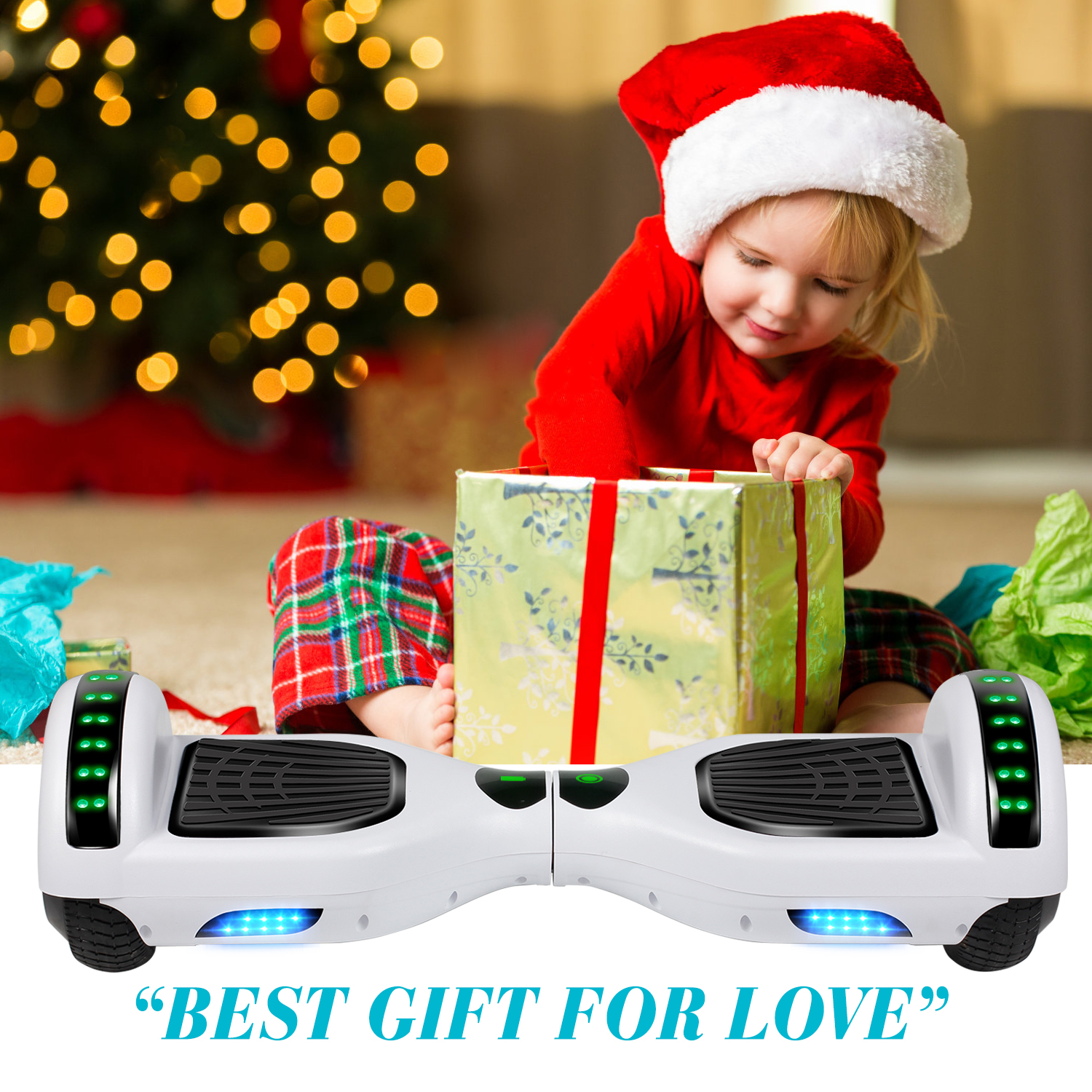 6-5-034-Bluetooth-Hoverboard-LED-Self-Balancing-Scooter-UL2272-no-Bag-US-Best-Gift thumbnail 12