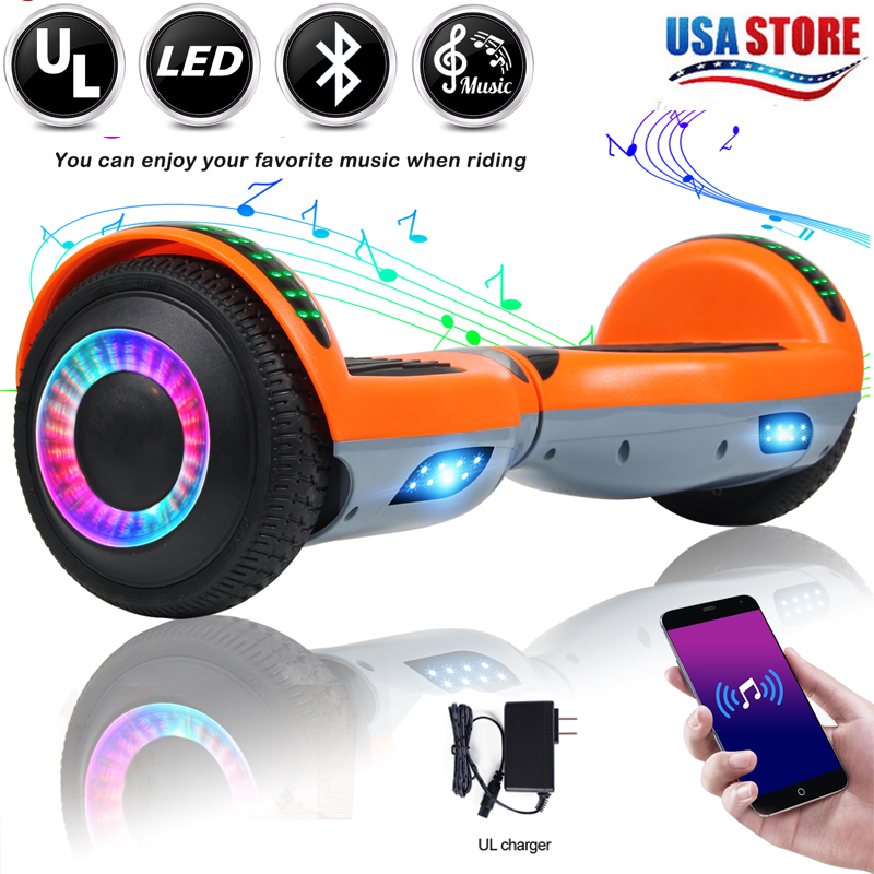 Off Road Bluetooth Hoverboard Self Balance Electric Scooter