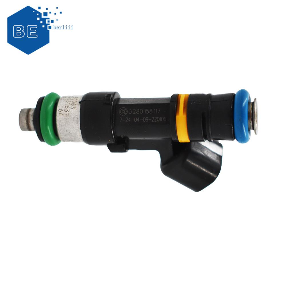 EV14 60lb 630cc Fuel Injectors 1.8T Turbo For Audi A4 VW