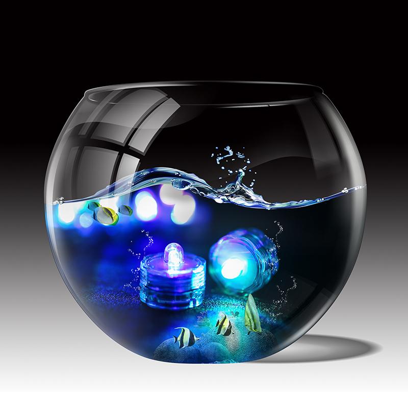 12-24-Led-Submersible-Battery-Waterproof-Wedding-Decor-Party-Vase-Tea-Light thumbnail 14