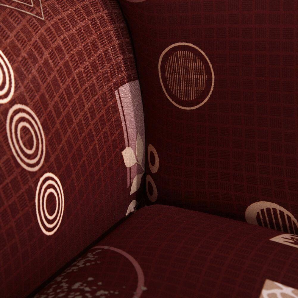123-POSTI-DIVANETTO-SOFA-DIVANO-Stretch-proteggere-Copertura-Fodera-lavabile-elastico miniatura 65