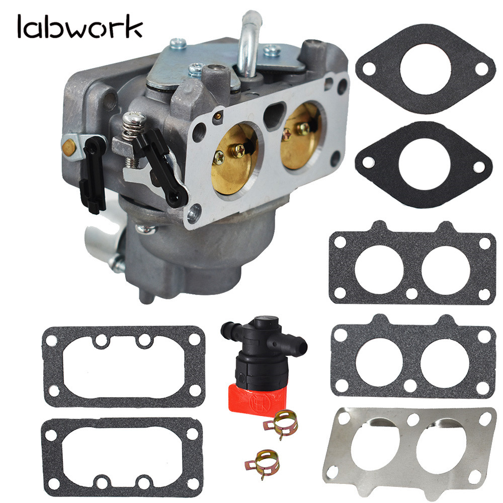 15004-0939 Carburetor For Kawasaki FX751V Lawn Mower 15004-7045 150040867 C7095