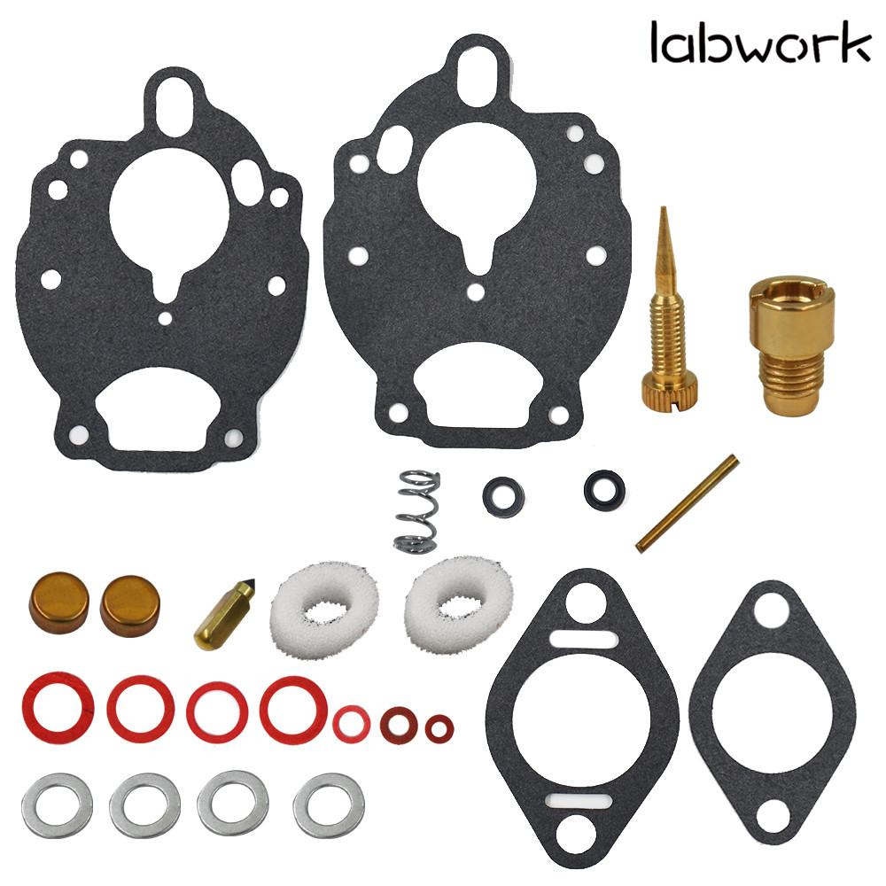 Details about Carburetor kit for Zenith 267 carb International Farmall  Deere Allis Ford FREE