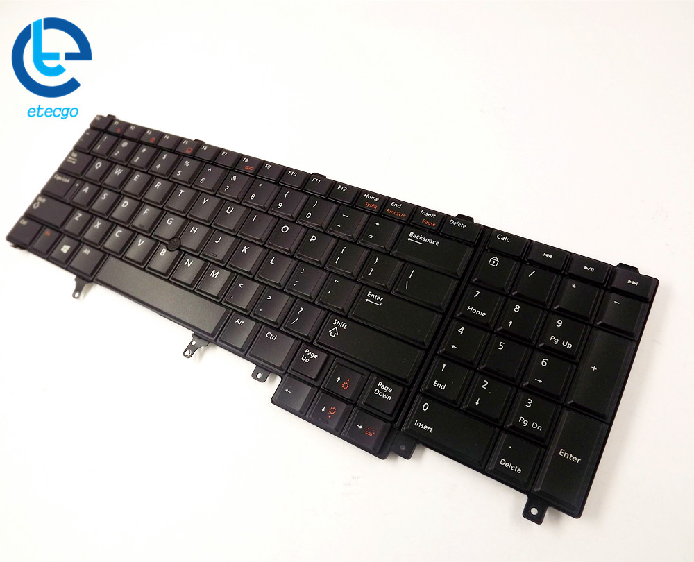 Dell Latitude E6520 E6530 E6540 E5520 E5520m E5530 Keyboard With Wire Puter Fan Wiring Diagram Also E6330 Backlight