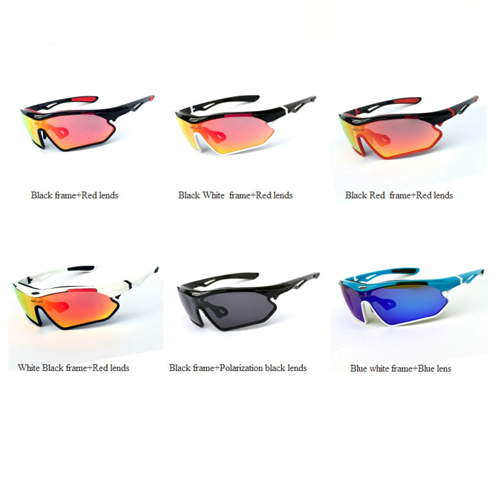 d39f1bfcca Details about Outdoor Sport Polarized Sunglasses Cycling Climbing Riding  Golf Goggles Glasses