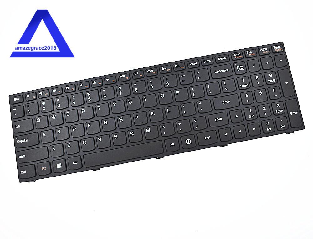 New Keyboard For Lenovo B50-30 G50-30 G50-45 G50-70 G50-80 Z50-70 Laptop US