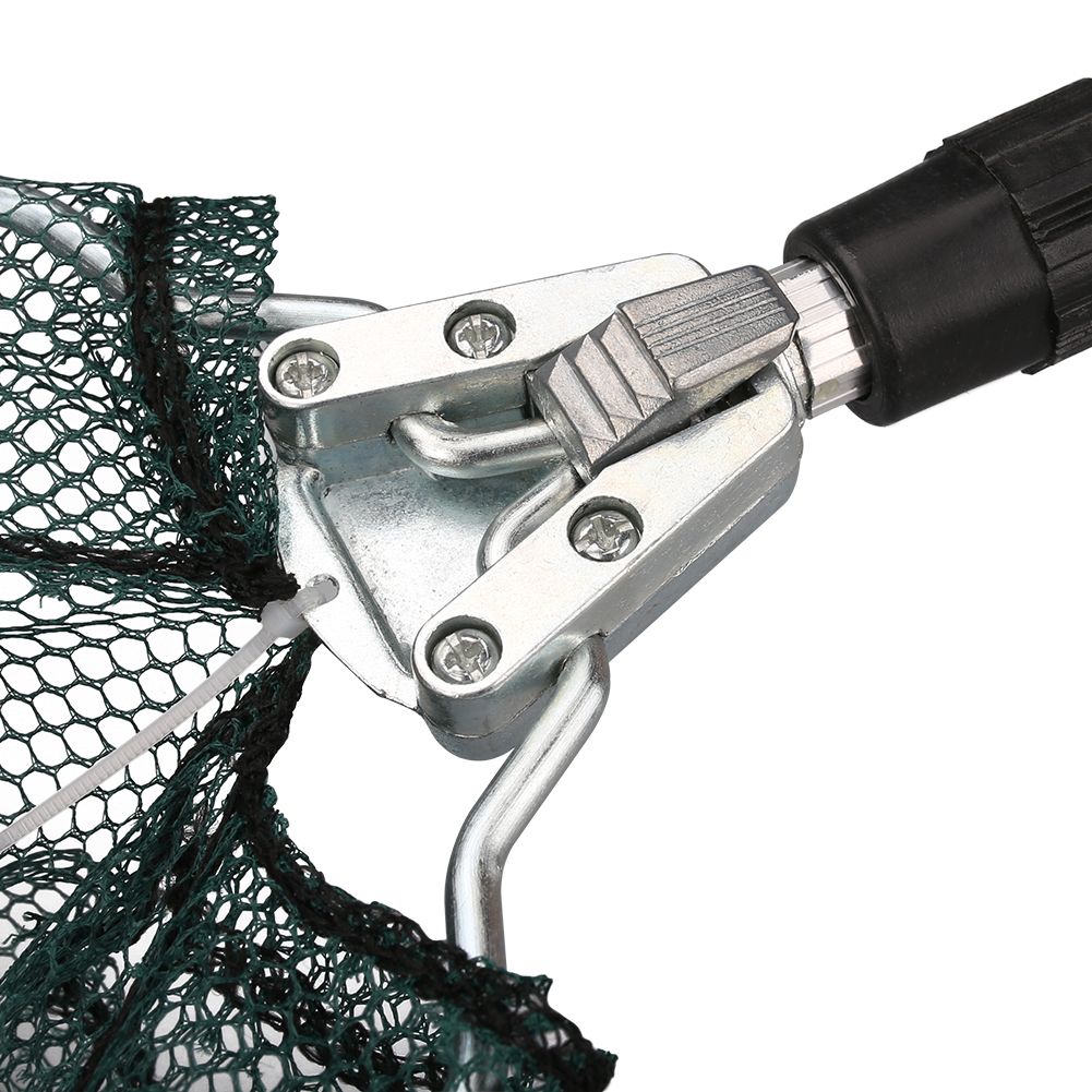 Saltwater-Bait-Fishing-Cast-Net-Mesh-Telescopic-Folding-Extending-Landing-Net thumbnail 20