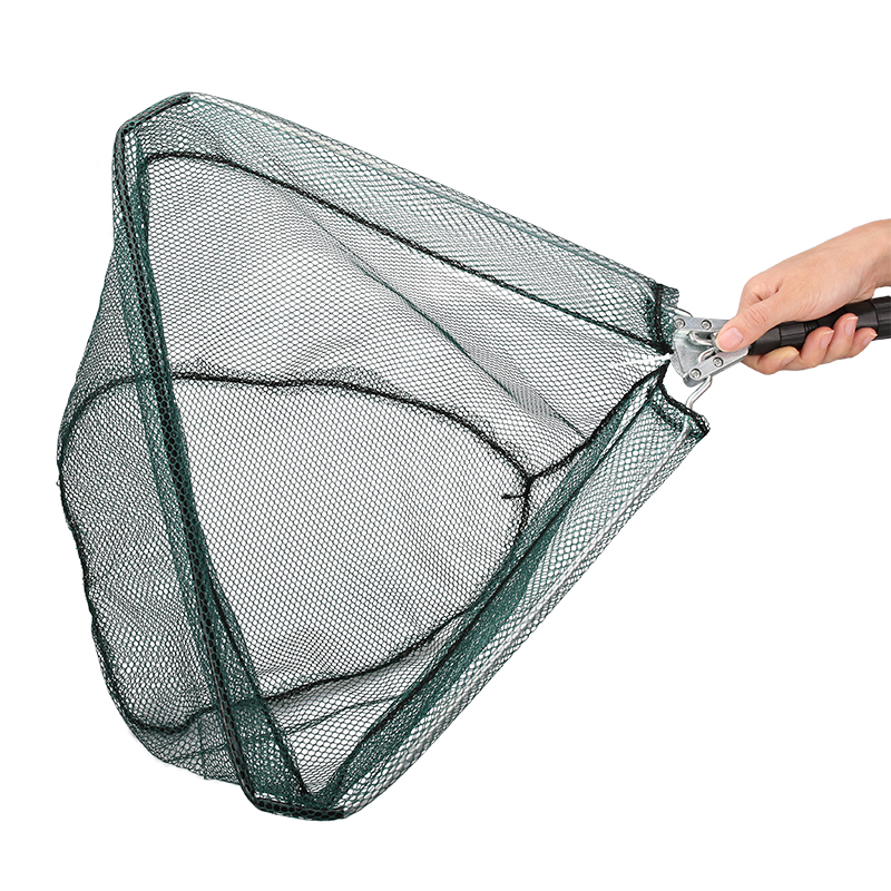 Saltwater-Bait-Fishing-Cast-Net-Mesh-Telescopic-Folding-Extending-Landing-Net thumbnail 23