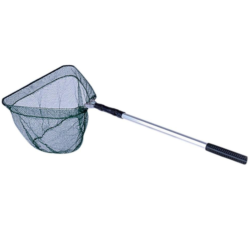 Saltwater-Bait-Fishing-Cast-Net-Mesh-Telescopic-Folding-Extending-Landing-Net thumbnail 26