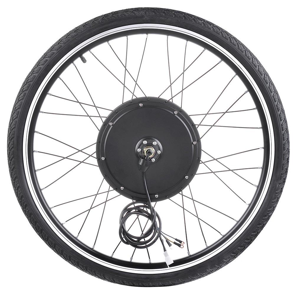 26-034-48VElectric-Bicycle-Motor-Conversion-Kit-Front-Rear-Wheel-E-Bike-Hub-1000W-US thumbnail 10