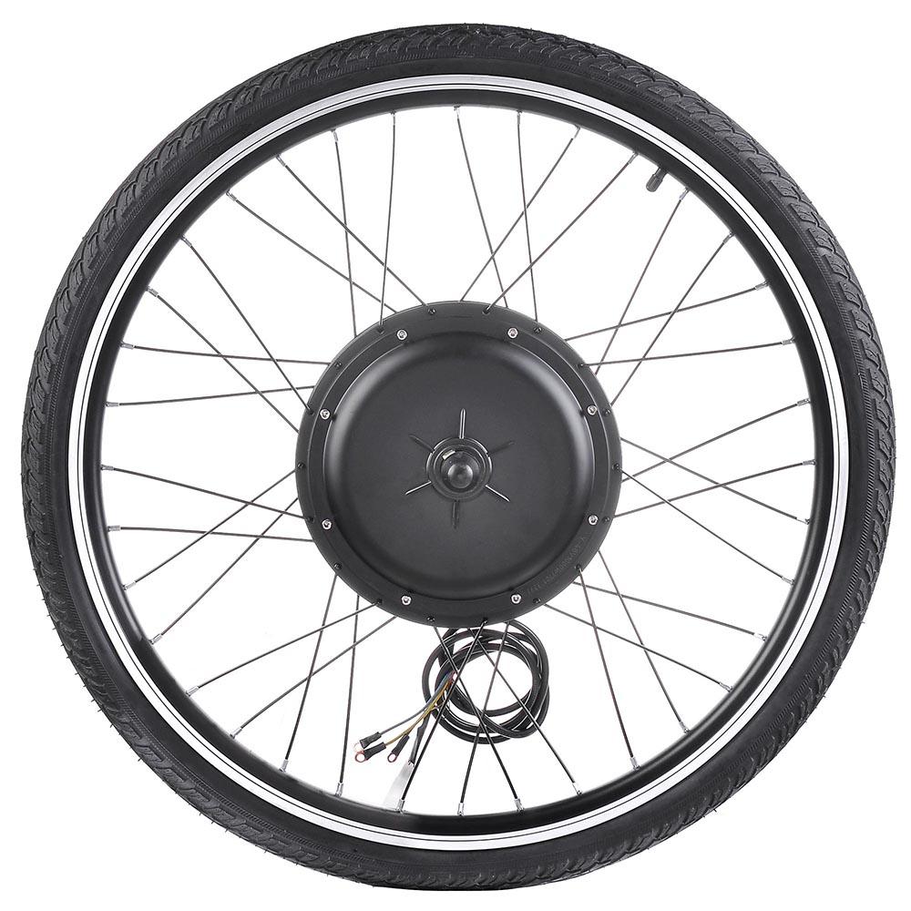 26-034-48VElectric-Bicycle-Motor-Conversion-Kit-Front-Rear-Wheel-E-Bike-Hub-1000W-US thumbnail 11