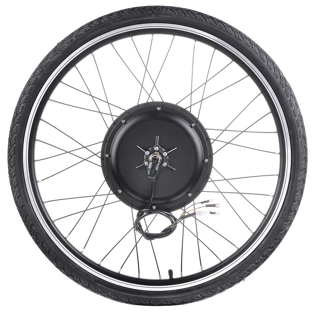 26-034-48VElectric-Bicycle-Motor-Conversion-Kit-Front-Rear-Wheel-E-Bike-Hub-1000W-US thumbnail 19