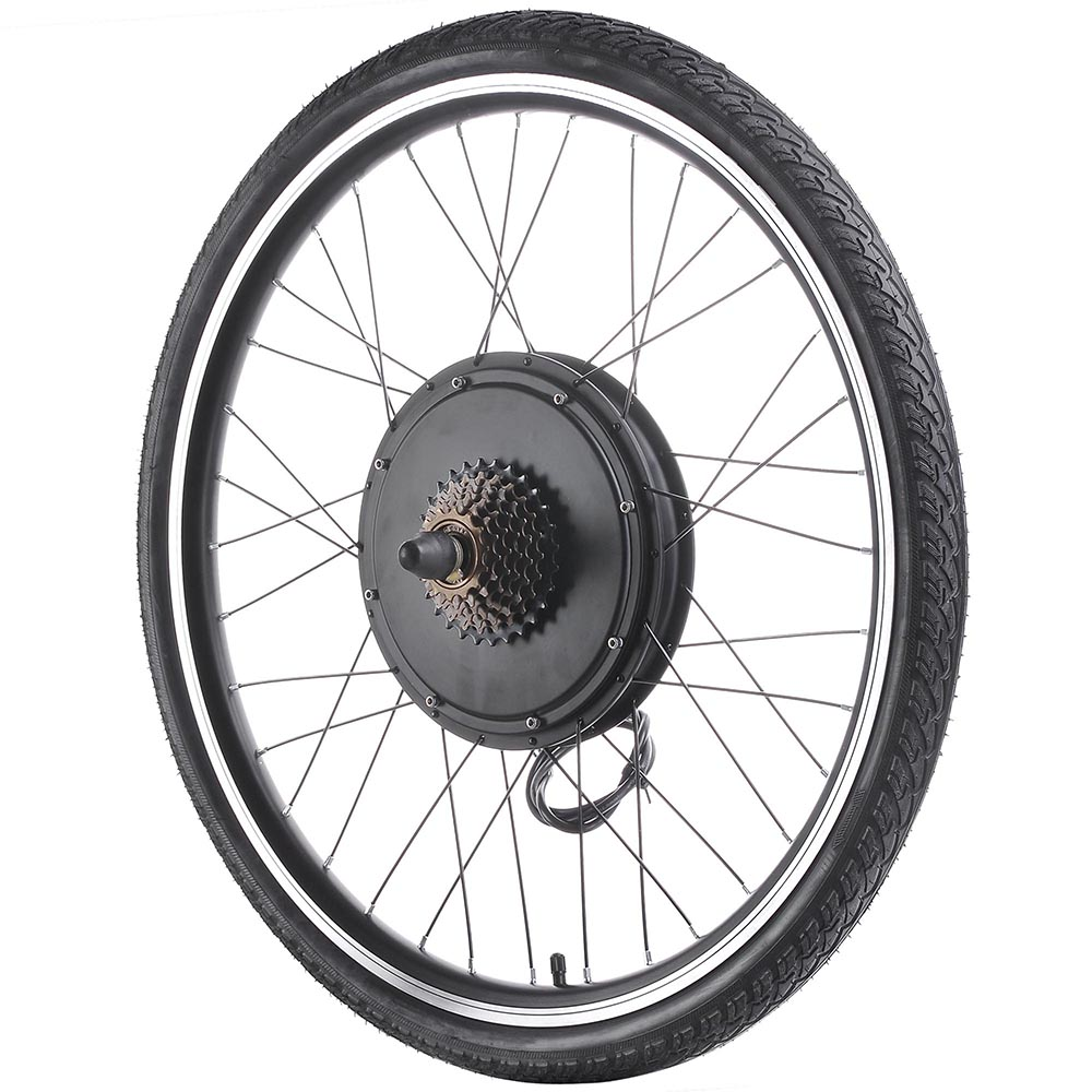 26-034-48VElectric-Bicycle-Motor-Conversion-Kit-Front-Rear-Wheel-E-Bike-Hub-1000W-US thumbnail 20