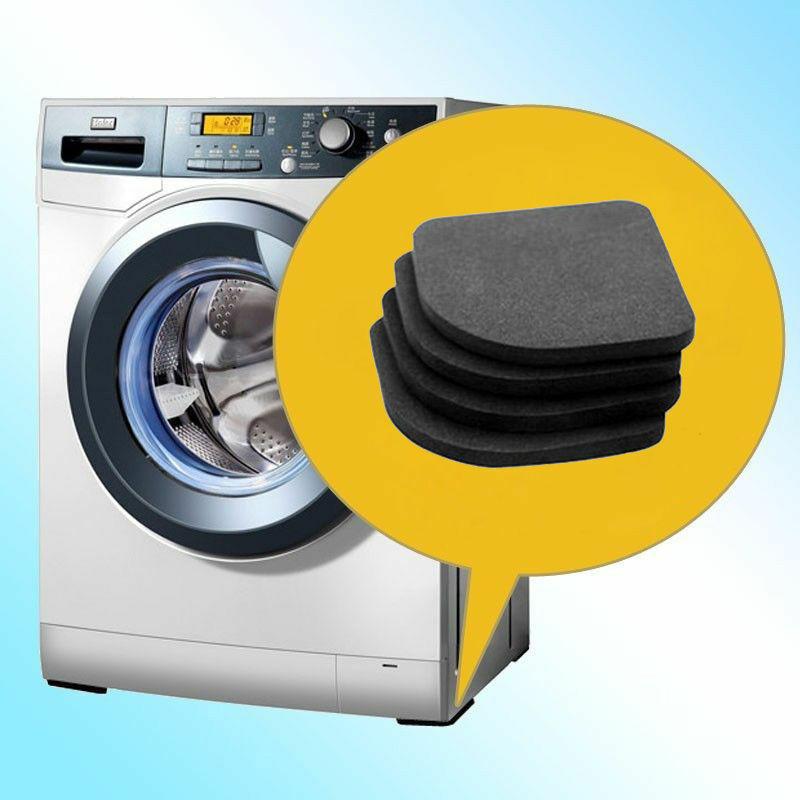 TECH HOT Useful Cotton Brand New Durable Mute Pad Anti Vibration Refrigerator